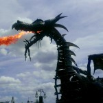 The dragon from Sleeping Beauty was a mechanical work of art