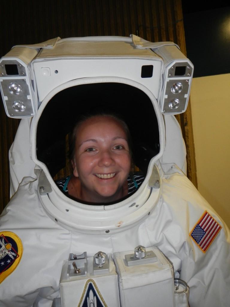 Astronaut Natalie!