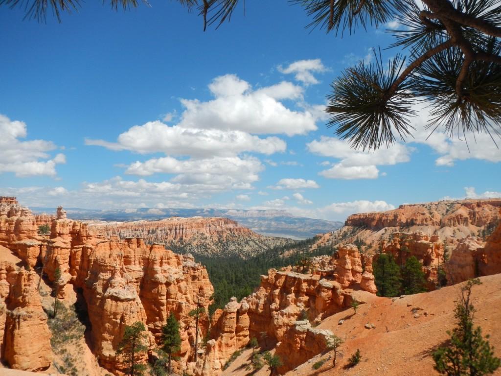 More gorgeous views